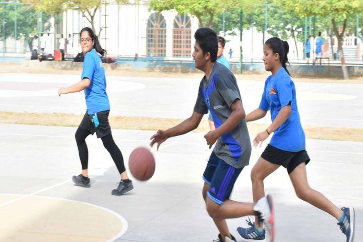 Maharaja Sawai Bhawani Singh School-Sports
