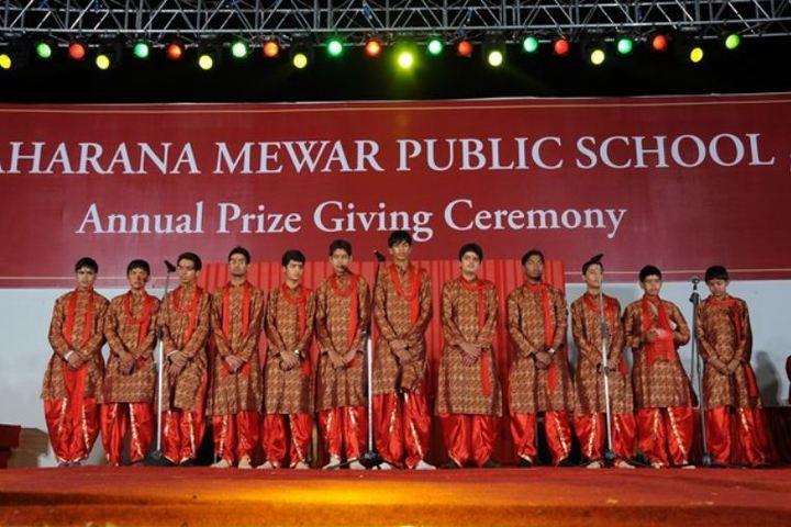 Maharana Mewar Public School-Annual Day