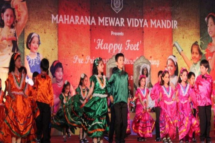 Maharana Mewar Public School-Celebrations