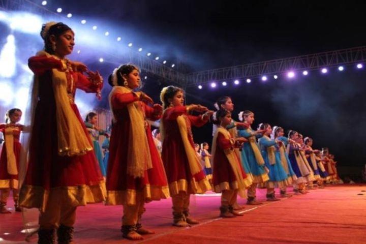 Maharana Mewar Public School-Dance