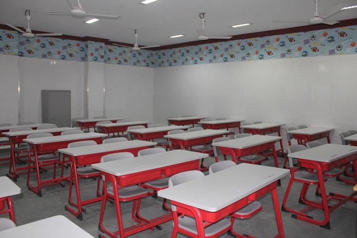 Maharana Mewar Public School-Classroom