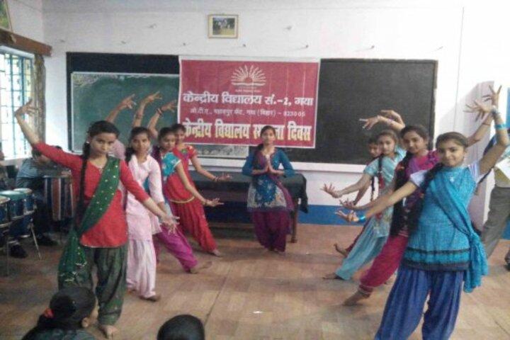 Kendriya Vidyalaya No 2- Foundation day