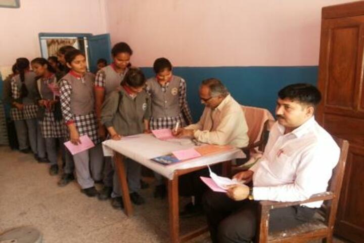 Kendriya Vidyalaya No 2- Medical check up