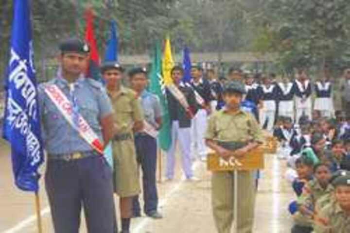 Kendriya Vidyalaya No 2- Republic Day celebrations