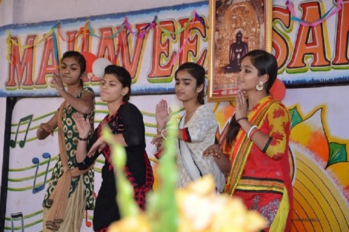 Mahaveer Public School-Dances