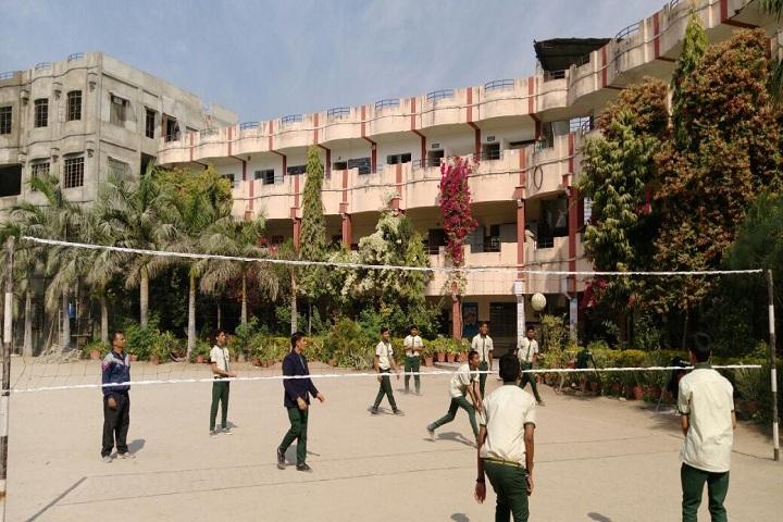 Mahaveer Public School-Playground