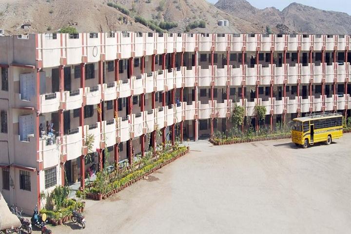 Mahaveer Public School-School building