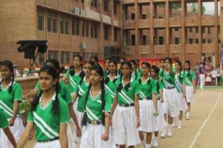 Mahaver Public School-March Past