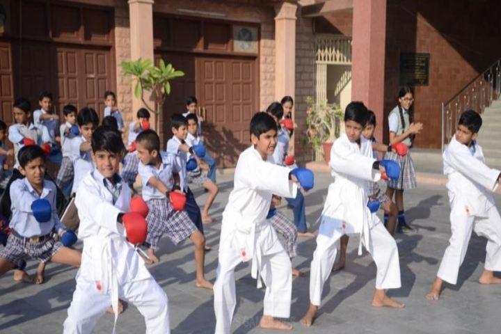 Mahaver Public School-Sports