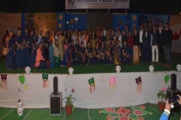 Mahaver Public School-Team