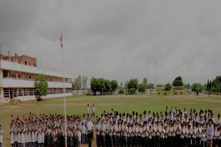 Maheshwari International School-Assembly Ground