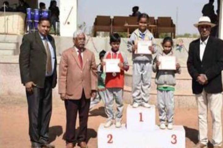 Maheshwari International School-Champions