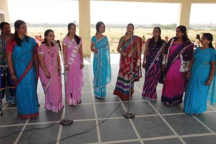 Maheshwari International School-Singing