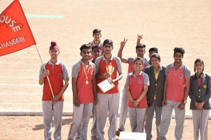 Maheshwari International School-Students