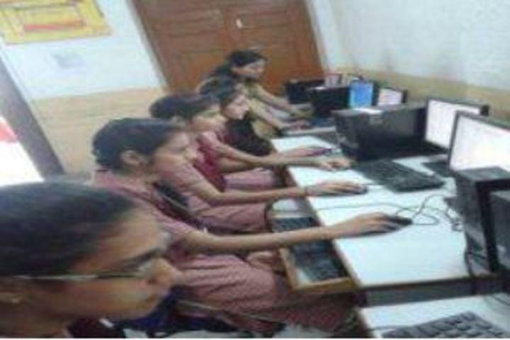 Mahila Ashram Public School-Computer Lab