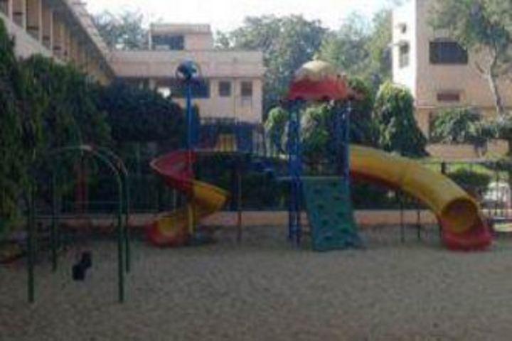 Mahila Ashram Public School-Play Area