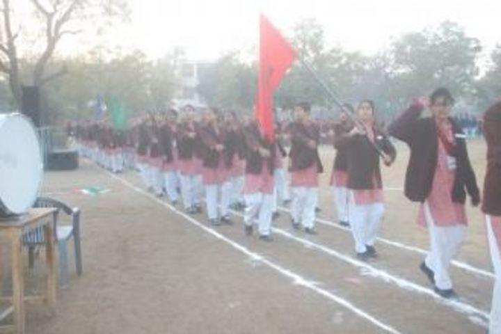 Mahila Ashram Public School-Republic Day