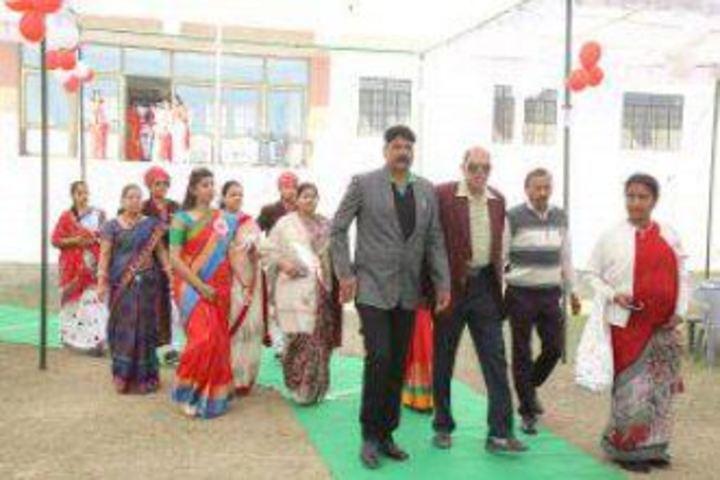 Mahila Ashram Public School-Sports Meet
