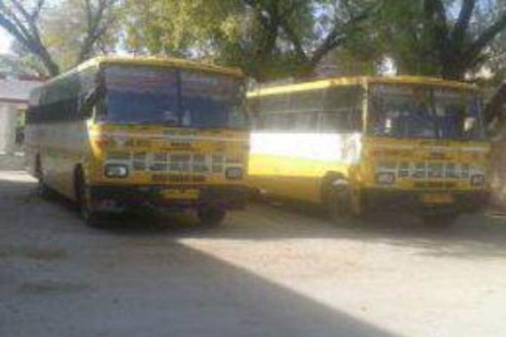 Mahila Ashram Public School-Transport