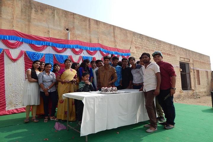 Manak Lao Public School-Birthday celebrations