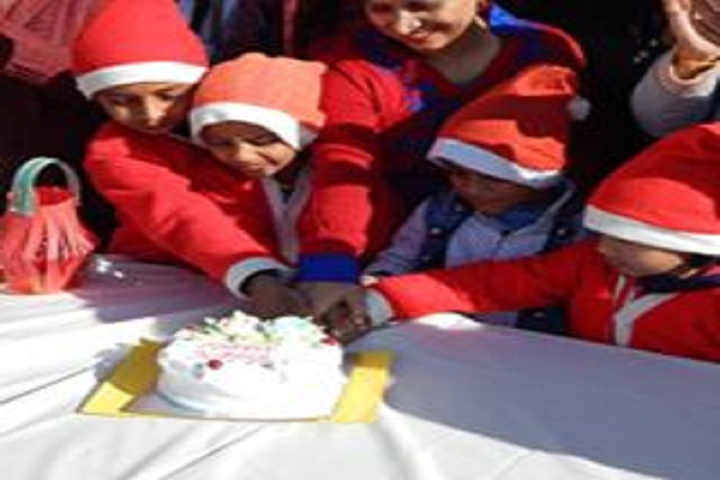 Manak Lao Public School-Christmas celebration