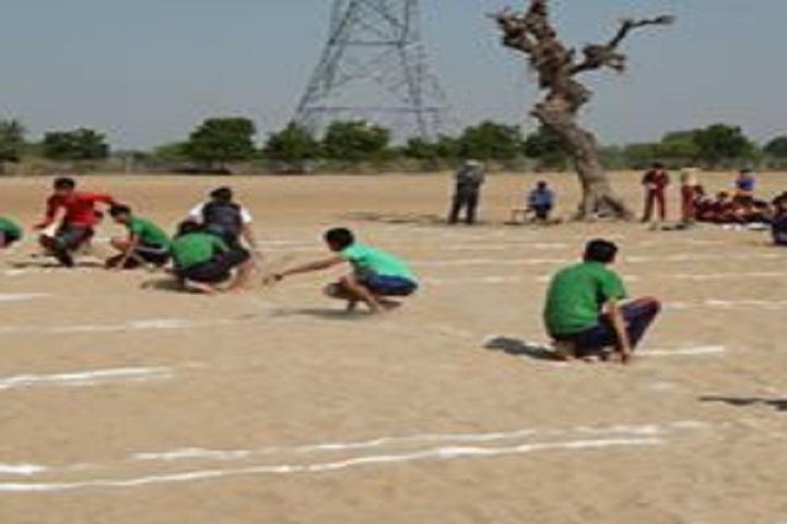 Manak Lao Public School-Games