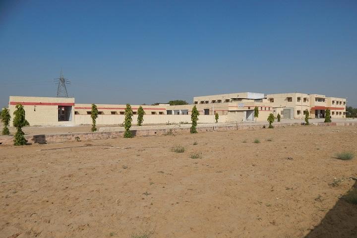 Manak Lao Public School-School building