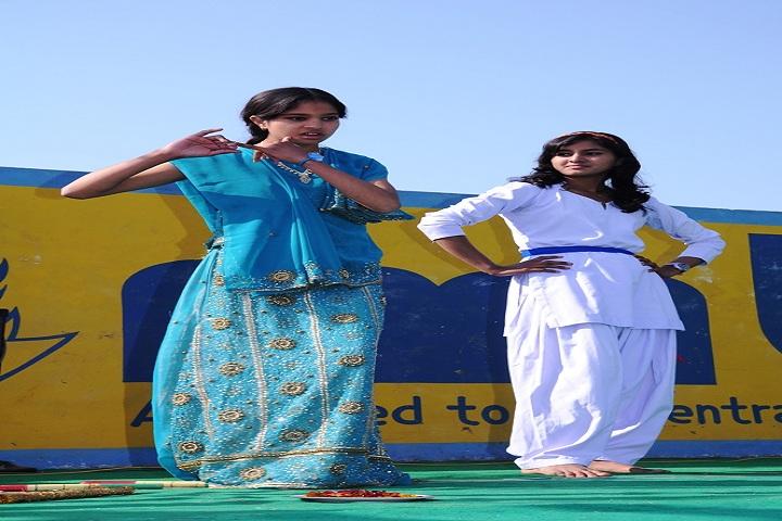 Manav Bharti Madhmik Vidyalaya-Cultural Day