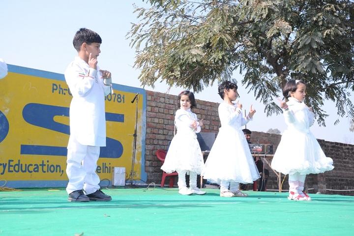 Manav Bharti Madhmik Vidyalaya-Dance Activity