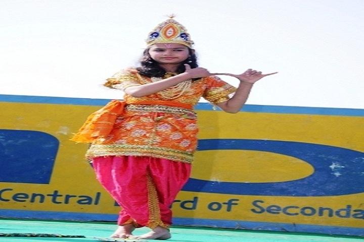 Manav Bharti Madhmik Vidyalaya-Skit