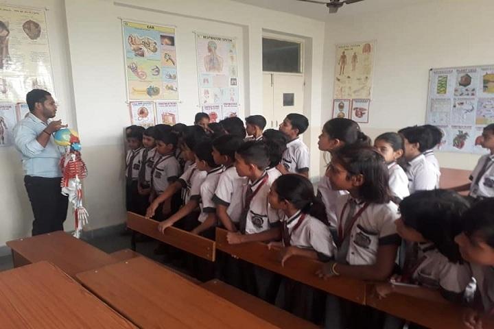 Maxford International School-Class