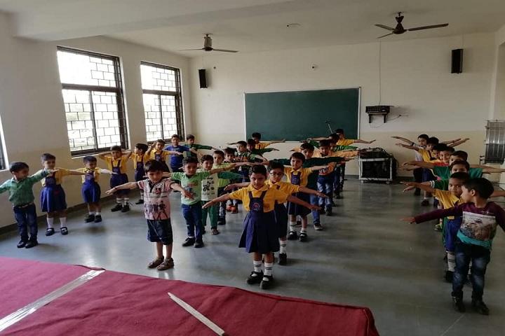 Maxford International School-Dance Room