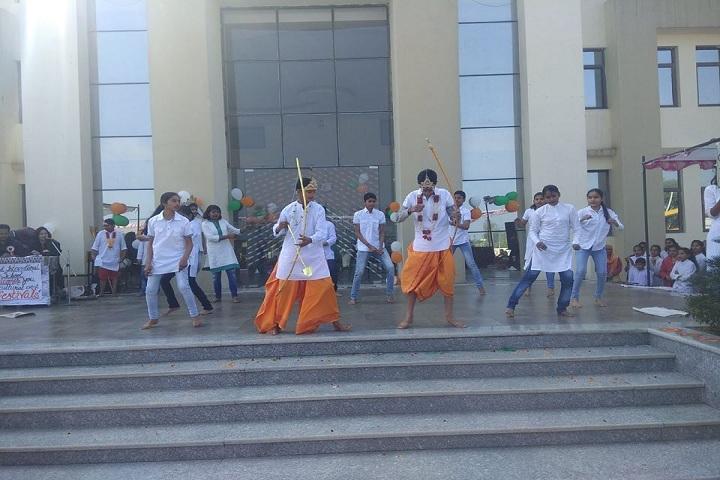 Maxford International School-Dance