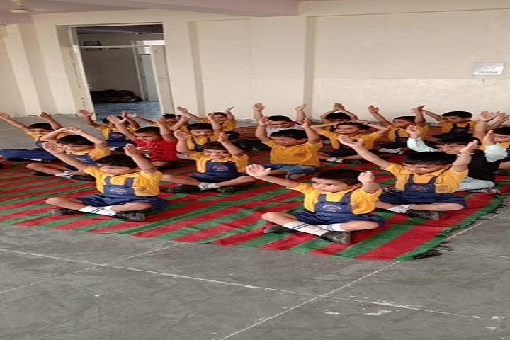 Maxford International School-Kids