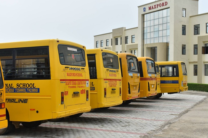 Maxford International School-Transport