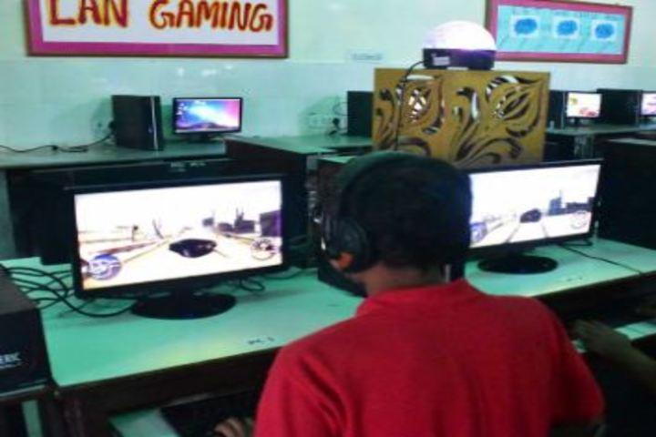 Mayoor Chopasni School-Computer Lab