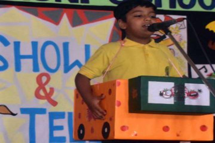 Mayoor Chopasni School-Speech