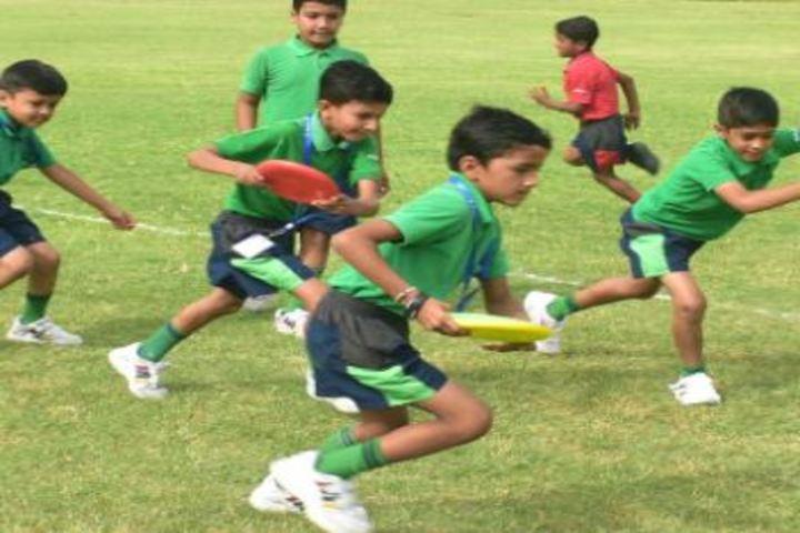 Mayoor Chopasni School-Sports