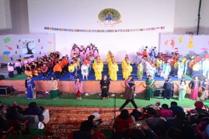 Mayoor School-Annual day