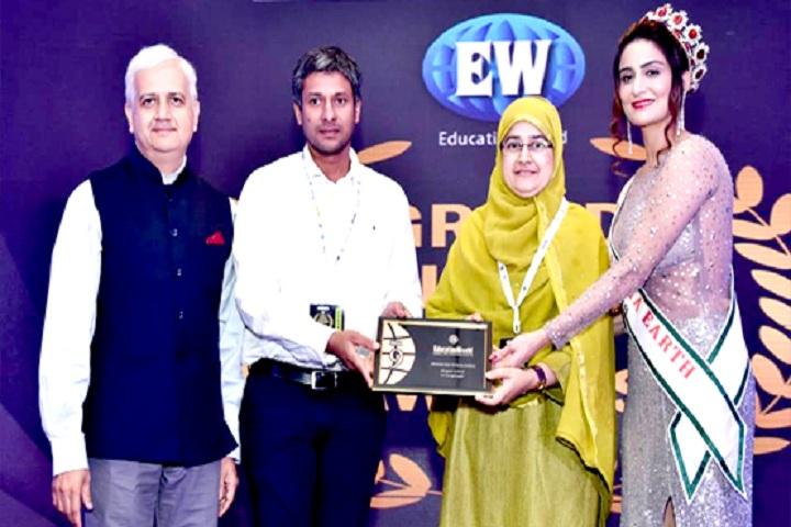 Mayoor School-Awards