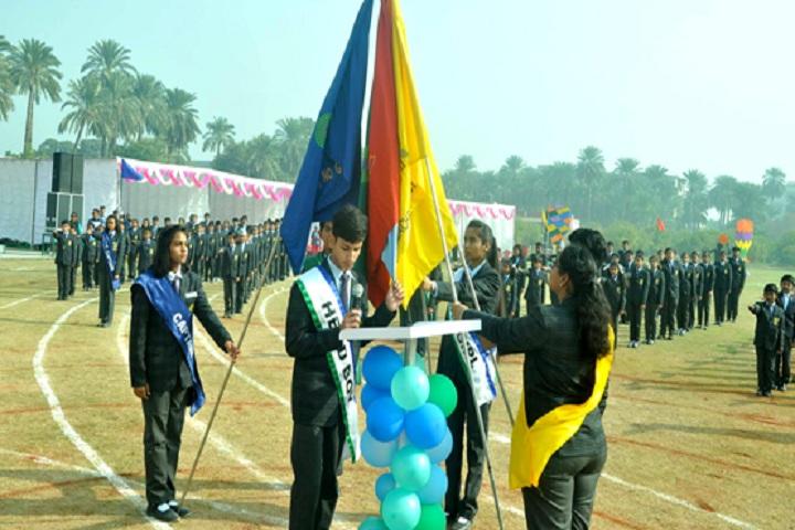 Mayoor School-Republic day