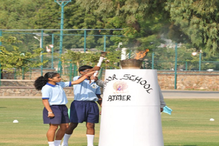 Mayoor School-Sports day