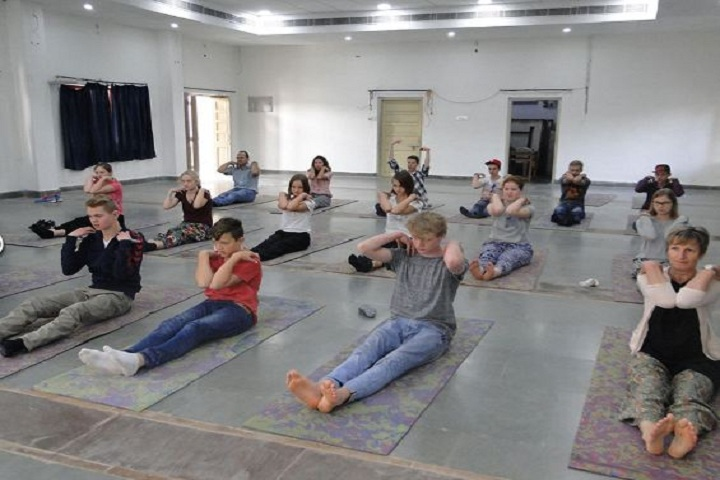 Mayoor School-Yoga