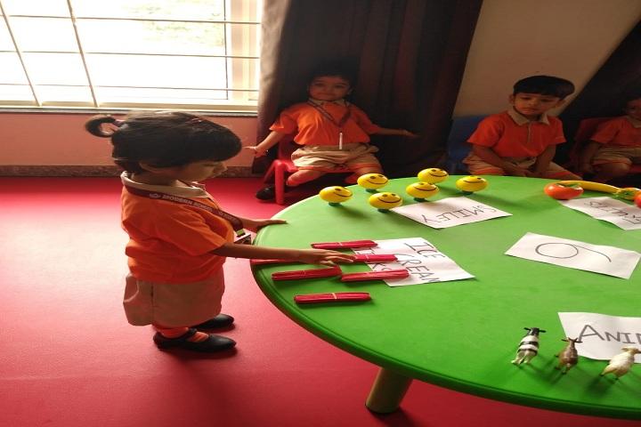 Modern School-Activities