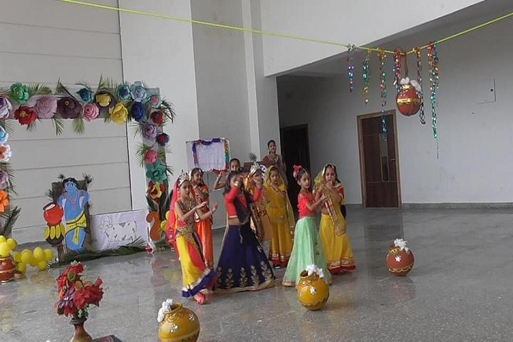 Modern School-Festival celebration