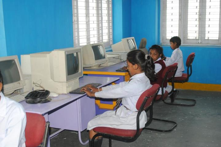 Kiddy Convent High School- Computer Lab