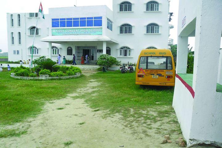 Kiddy Convent High School- School Bus