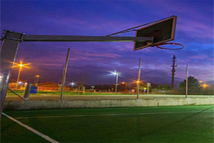 Modern School-Sports ground