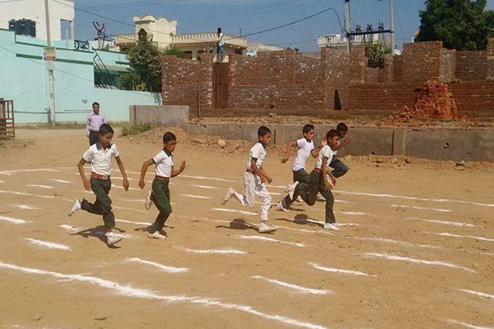 Modern School-Running Race