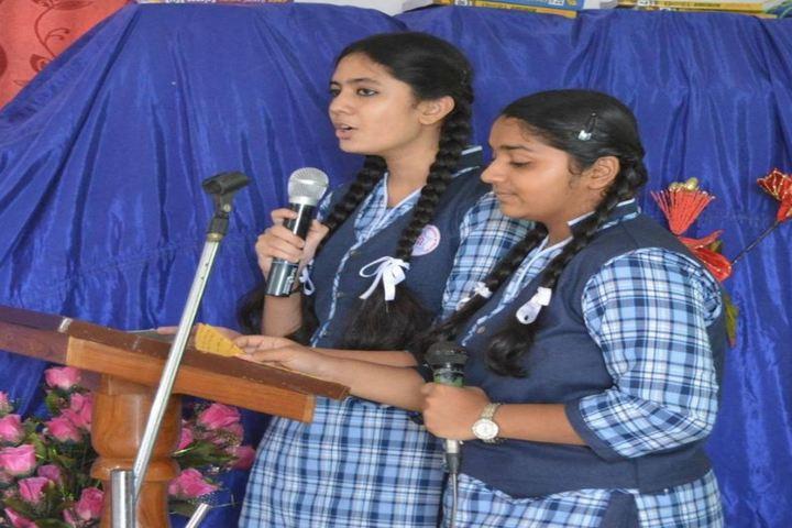 Modern School-Singing
